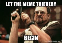Meme steal