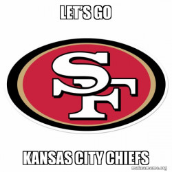 Let's go KC