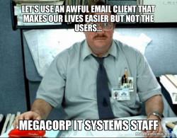 MegaCorp IT Team