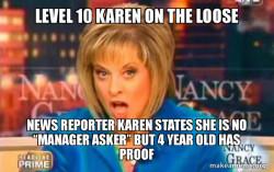 False Fact Karen