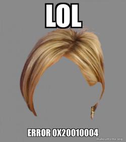 The Karen Hair