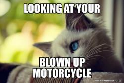 First World bike Problems