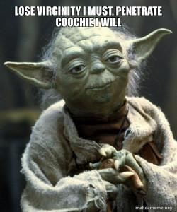 Horny Yoda