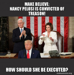 Execute Pelosi
