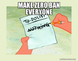 To Do List - Make zero mod