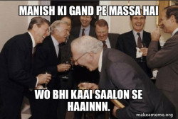 Laughing Men in Suits | And Then I Said.