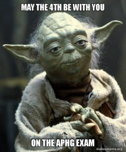 Yoda APHG
