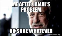 Jamals Problem