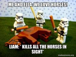 Flogging a Dead Horse