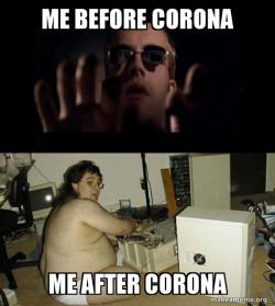 Corona Meme