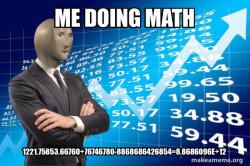 ahahahaha math