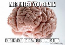 Mean brain