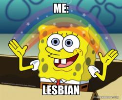 Rainbow Spongbob