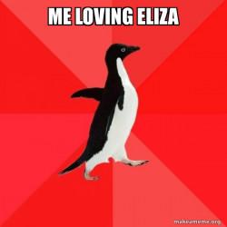 Socially Awesome Penguin