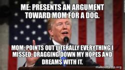 Doggo debate