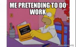 Pretend Work