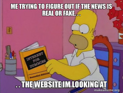 fake new or real news