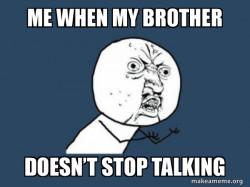 SHUT UP MATE!