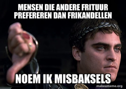 Frikandel Ho