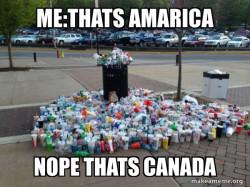 Canadian Football Fans meme