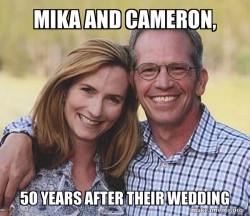 #Mika and Cameron
