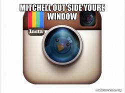 Instagram twitter
