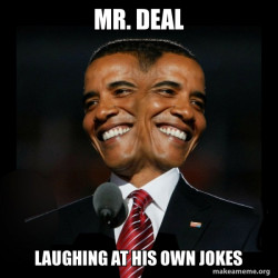 Two Faced Obama