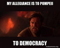 To democracy