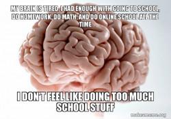 Tired Brain