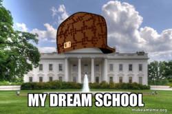 Scumbag Whitehouse