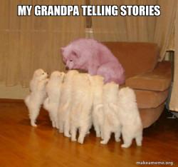 Malicious Storytelling Dog