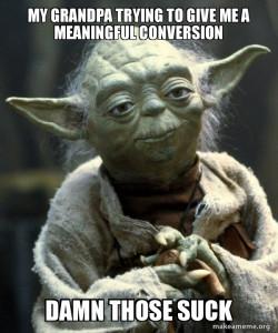 Yoda grampa