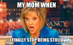 False Fact Nancy Grace
