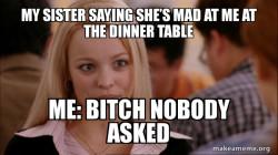Mean Girls Meme