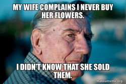 Marriage Advice Grandad