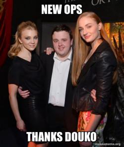 Good Luck John