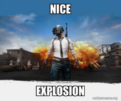 PUBG Meme - Playerunknown's Battlegroundse