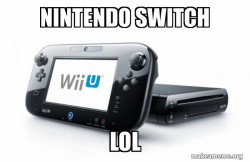 Wii Switch lol