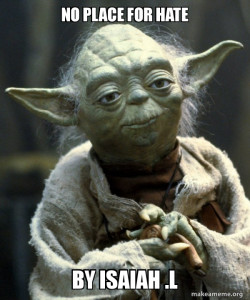 what up yoda