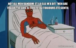 Spiderman Cancer