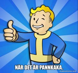 Vault Boy Fallout 4 game