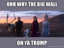wall haters