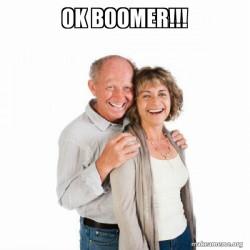 Scumbag Baby Boomer