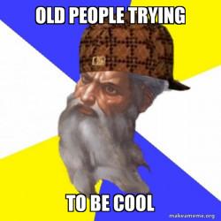 Scumbag Advice God