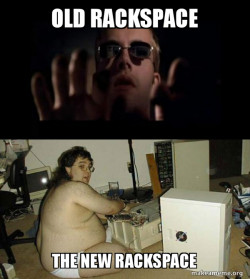 rackspace support