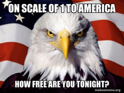 American Pride Eagle