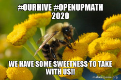 Good Bye #OURHive 2020