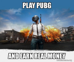 play pubg and earn