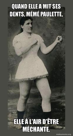 Mémé Paulette