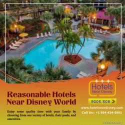 Reasonable hotels near Disney World